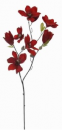 PURE ROYAL Magnolia rood 95cm
