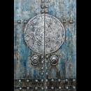 MONDIART 100x150cm old door