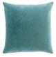 UNIQUE LIVING Kussen Nora 45x45 cm Eveglade Blue